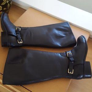 Ralph Lauren leather boots 6